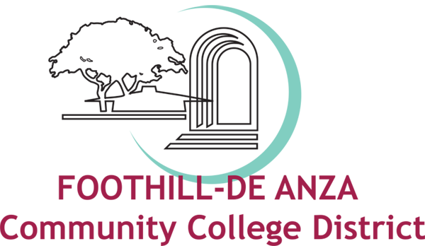 Logo for the Foothill-De Anza Community College District